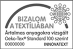 Oeko-Tex Standard 100 tanusítvány leírás